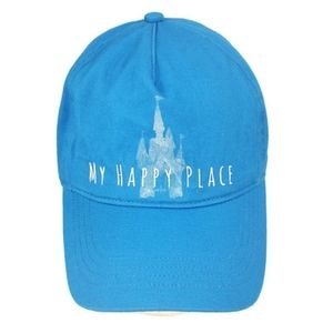 Disney's Disneyland Disney World Baseball Cap Hat